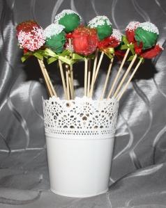 Los cakepops ...