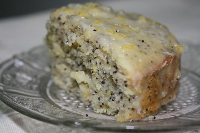 Jamie Oliver Nan S Lemon Drizzle Cake Recipe: Bizcocho De Limón Y Semillas De Amapola Con Glaseado De