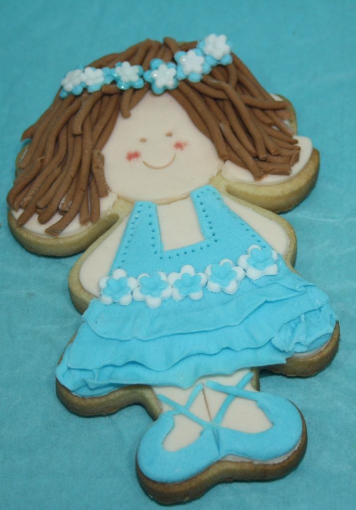 Martina, la muñeca bailarina ...